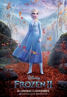 Frozen II - Malaysian Movie Poster (xs thumbnail)