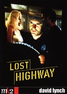 Lost Highway - French Movie Cover (xs thumbnail)