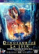 Dinosaur Island - Spanish Movie Cover (xs thumbnail)