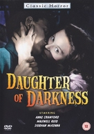 Daughter of Darkness - British DVD movie cover (xs thumbnail)