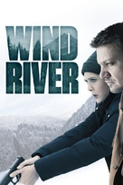 Wind River - British Movie Cover (xs thumbnail)