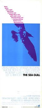 The Sea Gull - French Movie Poster (xs thumbnail)