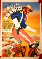 Fort Apache - Yugoslav Movie Poster (xs thumbnail)