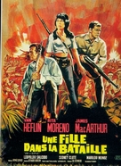 Cry of Battle - French Movie Poster (xs thumbnail)