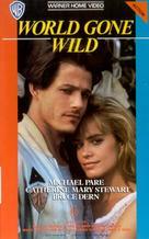 World Gone Wild - Australian VHS movie cover (xs thumbnail)