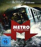 Metro - German Movie Cover (xs thumbnail)