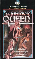 Warrior Queen - German VHS cover (xs thumbnail)