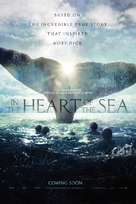 In the Heart of the Sea - Swiss Movie Poster (xs thumbnail)