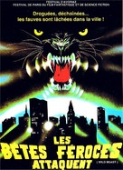 Wild beasts - Belve feroci - French DVD movie cover (xs thumbnail)