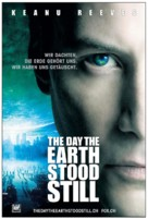 The Day the Earth Stood Still - Swiss Movie Poster (xs thumbnail)