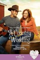 A Country Wedding - Movie Poster (xs thumbnail)
