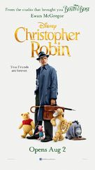 Christopher Robin - Singaporean Movie Poster (xs thumbnail)