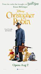 Christopher Robin - Singaporean Movie Poster (xs thumbnail)