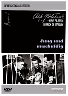 Young and Innocent - German DVD movie cover (xs thumbnail)