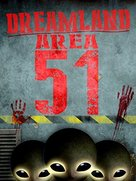 Dreamland: Area 51 - DVD cover (xs thumbnail)