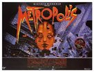 Metropolis - British Movie Poster (xs thumbnail)