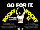 Rocky II - British Combo movie poster (xs thumbnail)