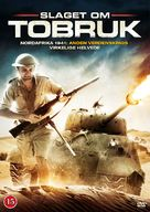 Tobruk - Danish Movie Cover (xs thumbnail)