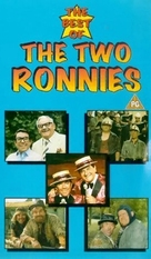 """The Two Ronnies"" - British VHS cover (xs thumbnail)"