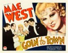 Goin' to Town - Movie Poster (xs thumbnail)