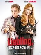 Liebling, lass uns scheiden! - Swiss Movie Poster (xs thumbnail)