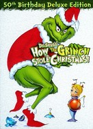 How the Grinch Stole Christmas! - DVD cover (xs thumbnail)