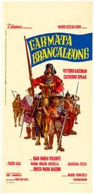Armata Brancaleone, L' - Italian Movie Poster (xs thumbnail)