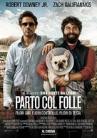 Due Date - Italian Movie Poster (xs thumbnail)