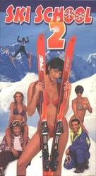 Ski School 2 - VHS cover (xs thumbnail)