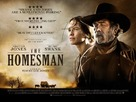The Homesman - British Movie Poster (xs thumbnail)