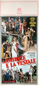 Jupiter's Darling - Italian Movie Poster (xs thumbnail)