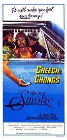 Up in Smoke - Australian Movie Poster (xs thumbnail)
