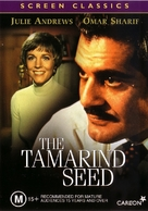 The Tamarind Seed - Australian Movie Cover (xs thumbnail)