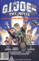 G.I. Joe: The Movie - Australian VHS cover (xs thumbnail)