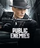 Public Enemies - Movie Poster (xs thumbnail)