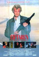 The Hitcher - Swedish Movie Poster (xs thumbnail)