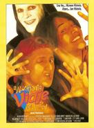 Bill & Ted's Bogus Journey - Spanish Movie Poster (xs thumbnail)