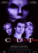 Cut - Spanish Movie Poster (xs thumbnail)