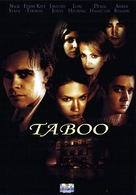 Taboo - Australian Movie Cover (xs thumbnail)