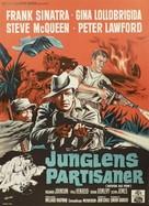 Never So Few - Danish Movie Poster (xs thumbnail)
