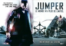 Jumper - Belgian Movie Poster (xs thumbnail)