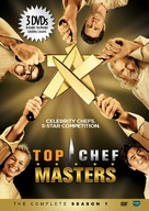 """Top Chef Masters"" - DVD movie cover (xs thumbnail)"