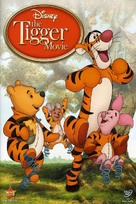 The Tigger Movie - DVD cover (xs thumbnail)