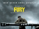 Fury - Dutch Movie Poster (xs thumbnail)