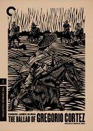 The Ballad of Gregorio Cortez - DVD cover (xs thumbnail)