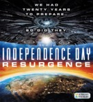 Independence Day: Resurgence - Blu-Ray movie cover (xs thumbnail)