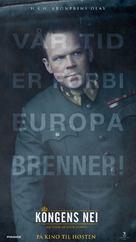 Kongens Nei - Norwegian Movie Poster (xs thumbnail)