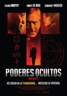 Red Lights - Colombian Movie Poster (xs thumbnail)