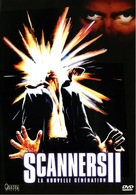 Scanners II: The New Order - French DVD cover (xs thumbnail)