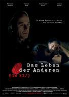 Das Leben der Anderen - German Movie Poster (xs thumbnail)